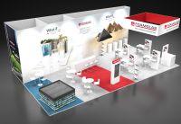 Auf der BAU 2019 präsentiert die Deutsche Foamglas GmbH innovative Dämmlösungen mit Schaumglas. Foto: © Deutsche FOAMGLAS® GmbH