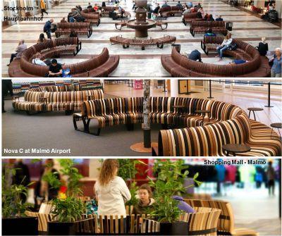 GREEN Furniture Concept - 100% Designed & Made in Sweden