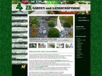 ZK-Gartenbau - www.zk-gartenbau.de - Gartengestaltung, Zaunbau, Teichanlage, Terrassenbau, Baumfällungen und vieles mehr