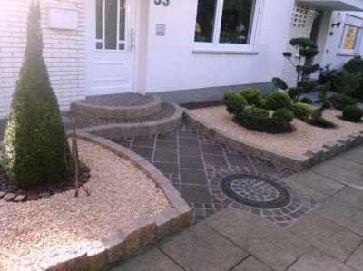 Gartengestaltung Zielonka auch in Wuppertal