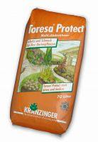 Die Bodenabdeckung Toresa Protect verhindert das Wachsen von Unkraut und versorgt die Pflanze mit Stickstoff. Foto: BayWa