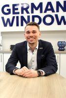 Personeller Wechsel: Marc Schiffer übernimmt die Vertriebsleitung bei Fensterhersteller German Windows (Foto: German Windows).