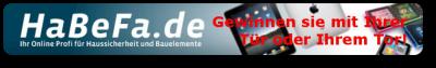 Gewinnen Sie mit HaBeFa.de