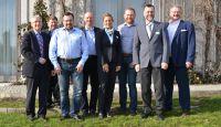 GIN-Vorstand 2016:Mit Innovationen auf Erfolgskurs.©Achim Zielke-GIN,Ostfildern.www.nagelplatten.de