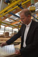 Ralf Stoodt,Sachverständiger für Nagelplatten, kennt sich beim neuen Eurocode 5 gut aus.(c)Achim Zielke/GIN,www.nagelplatten.de
