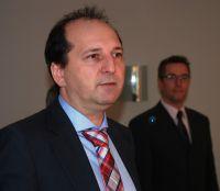 GIN-Vorsitzender Dipl.-Ing. Jochen Meilinger wurde für weitere drei Jahre gewählt.Copyright:Achim Zielke für GIN, Ostfildern;
