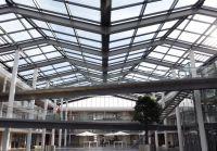 """Die passivhauszertifizierten """"JET-BA-Verglasungssysteme"""" wurden speziell für energetisch hochwertige Projektbauten entwickelt."""