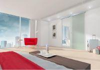 Das neue Glasschiebetürsystem Dorma Muto Comfort, jetzt für kurze Zeit zu Aktionspreisen  Foto: dormakaba