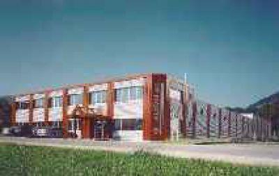 Firmensitz der ALADIN AG in Wattwil