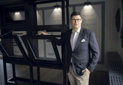 Setzt auf den Schutz der Gesundheit bei wirtschaftlicher Kontinuität: Erik Boyter, Geschäftsführer von WindowMaster.