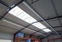 Eine präsenzgesteuerte und tageslichtabhängige Beleuchtungsanlage spart Kosten und ermöglicht eine hohe Lichtqualität. Foto: Wasco