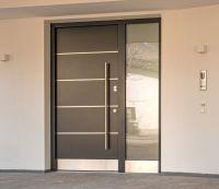 Haustüren für München und Rosenheim vom Spezialisten pmt - Fenster | Türen | Glas aus Kolbermoor   Foto: Rubner
