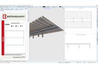 Die Daten im Allplan- und Revit-Format lassen sich einfach in das digitale Gebäudemodell integrieren. Foto: Brüninghoff