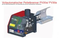 Pelletbrenner PV20a