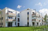 """Sonnenhaussiedlung in Olching: """"W08-Coriso""""-Mauerziegel von Leipfinger-Bader sind Teil eines zukunftsträchtigen Energiekonzeptes."""