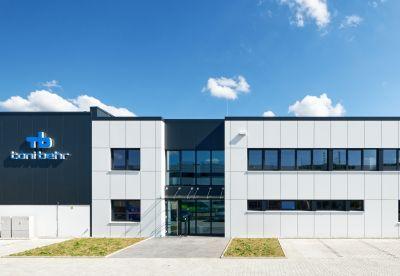 Im bayerischen Gilching in ein neuer Unternehmenssitz für Toni Behr Maschinen- und Apparatebau GmbH entstanden.  Foto: Brüninghoff