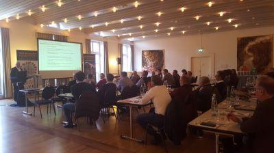 KLB-Fachforum 2020: In Bonn, Koblenz, Aachen und Trier referieren namhafte Experten. Foto: KLB Klimaleichtblock