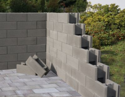 Strukturschaffend und nahezu wartungsfrei: KLB-Schalungssteine ermöglichen allerlei individuelle Gartenprojekte.