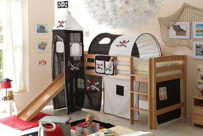 Kinderbett im Piraten-Look von Möbel-Lux