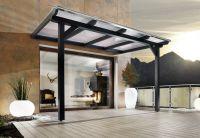 Die hochwertige Gestaltung der Terrasse oder Balkons lädt zum Wohlfühlen ein - bei jedem Wetter. (Foto: Wilkes GmbH)