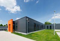 Gleichermaßen funktional wie optisch ansprechend präsentiert sich der Neubau in Castrop-Rauxel. Foto: Brüninghoff