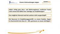 BAUHERRENreport: Der Spezialist für Testimonial-Marketing