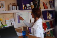 Die BAUnatour bietet den Besuchern neben vielen Exponaten auch Fachinformationen in multimeldiaer Form.