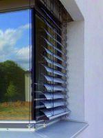 Raffstore bieten viele Vorzüge. Der neue Fachbereich Raffstore im Türen-Fenster-Portal informiert ausführlich.   Foto: Folgner Rol