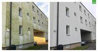 Grünalgen entfernt das Unternehmen österreichweit für zahlreiche Wohnbauträger und Genossenschaften sowie Verwaltungen.
