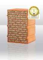 Baubiologisch empfehlenswert: Unipor-Mauerziegel dünsten keine gesundheitsgefährdenden Schadstoffkonzentrationen aus.