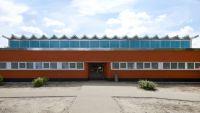 """1.050 Quadratmeter umfasst die Sporthalle der """"Heinrich Julius Bruns"""" - Schule im Kloster Lehnin. Foto: JET-Gruppe, Hüllhorst"""