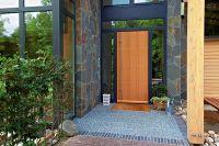 Die neuen Holzhaustüren von HBI überzeugen in vielen Belangen.