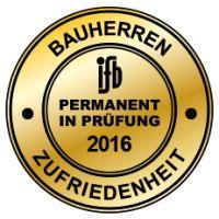 Bauherren-Zufriedenheit: Permanent in Prüfung