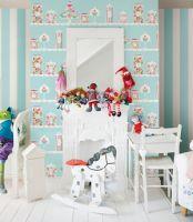 "Kindertapete ""Lollipop"" aus der Kollektion 'Kleine-Kinder-Wunder-Welt'"
