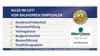 Klee-Haus BAUPARTNER GmbH, Dessau-Roßlau: Verlässlicher Qualitätspartner mit hoher Bauherrenzufriedenheit