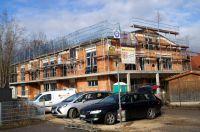 """Für den neuen Kindergarten in Königsmoos kam der Wärmedämmziegel """"Unipor WS10 Coriso"""" zum Einsatz. (Foto: Leipfinger-Bader)"""