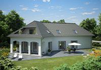 Familienfreundlich: Großräumig präsentiert sich die Villa Ypsilon. (Foto: HANLO Haus)
