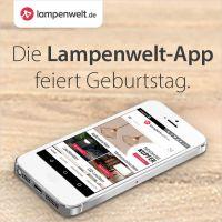 In den letzten zwölf Monaten wurde die Lampenwelt-App  über 15.000 Mal heruntergeladen | © Lampenwelt.de