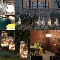 Lichtideen für die Gartenparty | © Lampenwelt.de