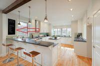 Küchenheizung als Tafel- Infrarotheizung