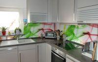 Maßgefertigte Küchenrückwände im individuellen Design