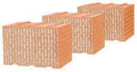 Talent für die Höhe: Diese speziellen Mauerziegel von Leipfinger-Bader eignen sich ideal für den mehrgeschossigen Wohnungsbau.