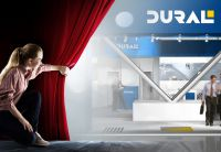 Dural präsentiert auf der Cersaie Neuheiten wie Mattensysteme und Rinnenlösungen für bodengleiche Duschen. Foto: Dural