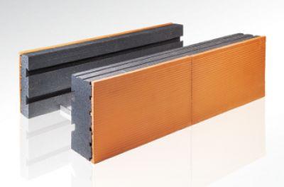 Die neue Ringanker-Dämmschale von Unipor ist eine überzeugende Systemlösung für möglichst optimale Statik.