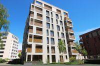 Beispielhaftes Gebäudekonzept aus Landshut: Im Geschossbau sind hoher Schall- und Wärmeschutz gefragt (Bild: Unipor, München).
