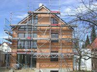 """Passivhausstandard in monolithischer Ziegelbauweise mit dem  Passivhaus-zertifizierten Mauerziegel """"Unipor W07 Coriso""""."""