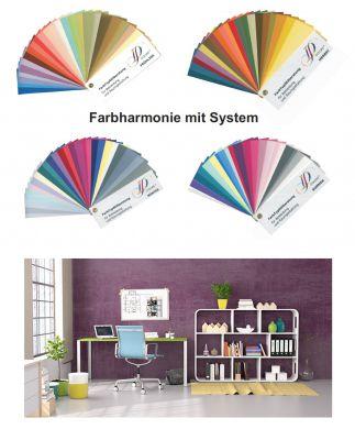 Kleines Homeoffice-Farbe macht Spaß! Quelle_Fotolia.com