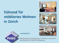 Minutenschnell in Zürich die passende möblierte Wohnung finden