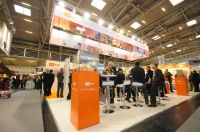 BAU 2015: Messebesucher können sich am Unipor-Stand (Halle A3, Stand 320) zu den Neuheiten der Unipor-Gruppe informieren.