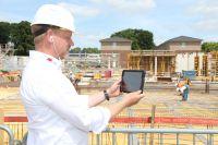 Die Baucam erleichtert die Qualitätskontrolle auf dem Bau (Bildquelle: © Wohnsiegel - ExperiArts Entertainment)